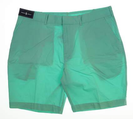New Mens Ralph Lauren Golf Shorts Size 38 Green MSRP $88