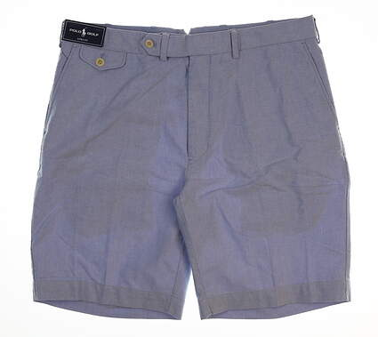 New Mens Ralph Lauren Golf Shorts Size 38 Blue MSRP $88
