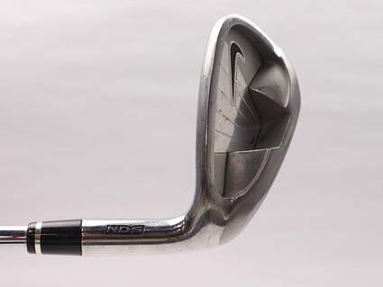 Nike NDS Single Iron 9 Iron Stock Steel Shaft Steel Uniflex Right Handed 35.75 in