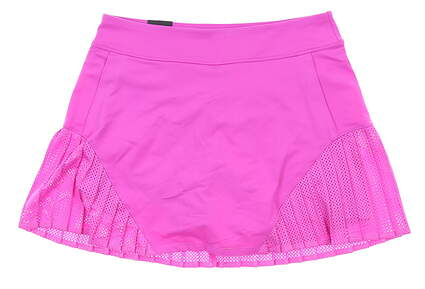 New Womens Under Armour Golf Skort Medium M Magenta MSRP $70