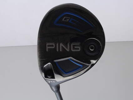 Ping 2016 G Fairway Wood 3 Wood 3W 14.5* ALTA 65 Graphite Regular Left Handed 42.75 in