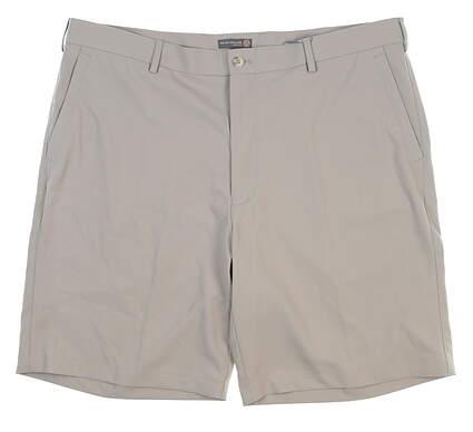 New Mens Peter Millar Golf Shorts 40 Tan MC0EB82 MSRP $85