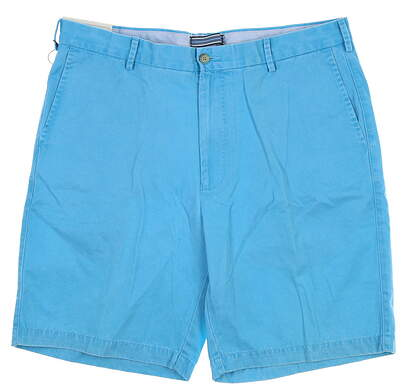 New W/ Logo Mens Peter Millar Golf Shorts 36 Blue MS16B31 MSRP $85