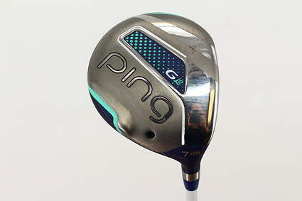 Ping G LE Fairway Wood 7 Wood 7W 26* ULT 230 Lite Graphite Ladies Right Handed 41.5 in