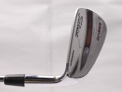 Titleist 695 MB Forged Single Iron 7 Iron True Temper Dynamic Gold S300 Steel Stiff Right Handed 37 in