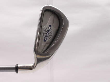 Callaway X-14 Single Iron 4 Iron Stock Graphite Shaft Graphite Regular Right Handed 38.5 in