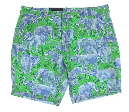 New Mens Ralph Lauren Golf Shorts Size 38 Multi MSRP $112