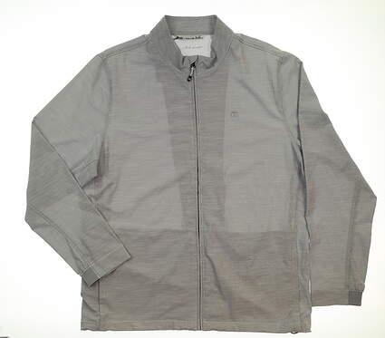 New Mens Travis Mathew Valente Jacket XX-Large XXL Micro Chip MSRP $140
