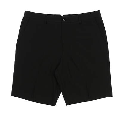 New Mens Dunning Player Woven Shorts Size 35 Black MSRP $89