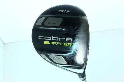 Cobra Baffler T Rail Fairway Wood 5 Wood 5W 18* Cobra Tour AD Baffler Graphite Regular Right Handed 42.5 in