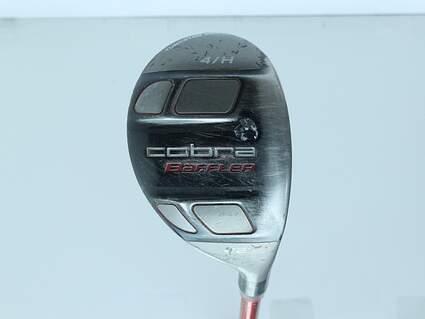 Cobra T-Rail + Hybrid 4 Hybrid 22° Graphite Design G-Series G70 Graphite Regular Right Handed 40.0in
