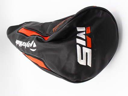 TaylorMade M5 Driver Headcover Orange/Black/White