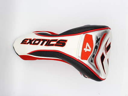 Tour Edge Exotics XCG4 Driver Headcover