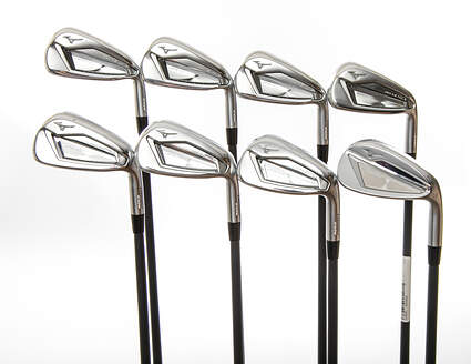 c8ddfd60922a Mint Mizuno JPX 919 Hot Metal Iron Set 4-PW GW Project X LZ 4.5