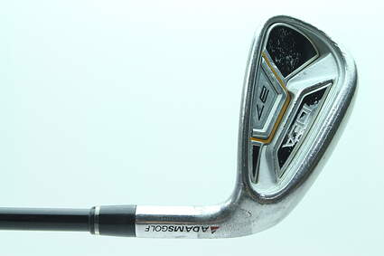 Adams Idea A7 Single Iron 8 Iron Stock Graphite Shaft Graphite Regular Right Handed 37.5 in