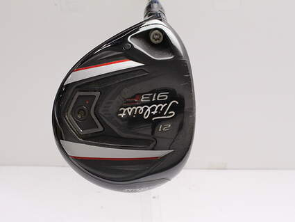 Titleist 913F Fairway Wood 7 Wood 7W 21* Titleist Bassara W 45 Graphite Ladies Left Handed 40.5 in