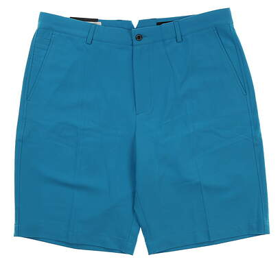 New Mens Dunning Golf Shorts Size 34 Blue MSRP $86