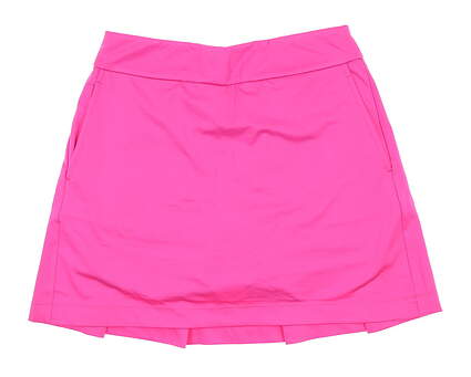 New Womens EP Pro Golf Skort Small S Pink NS1000 MSRP $84