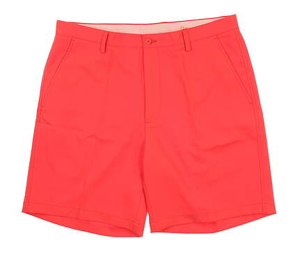 New Mens Fennec Golf Shorts 38 Red 171F600 MSRP $95