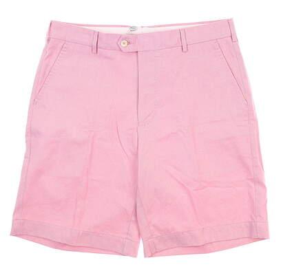 New Mens MARTIN GOLF Golf Shorts 36 Pink 14191802 MSRP $90