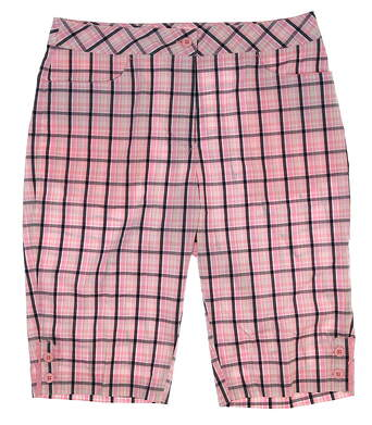 New EP Pro Womens Golf Shorts 8 Multi MSRP $80