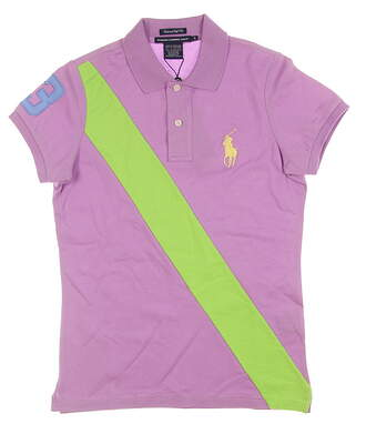 New Womens Ralph Lauren Polo Small S Purple 0476343 MSRP $95