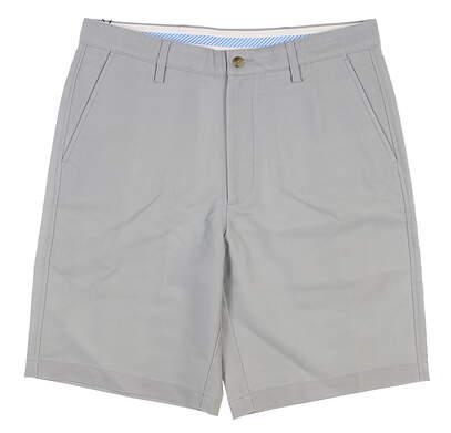 New Mens Footjoy Golf Shorts 34 Light Grey MSRP $85