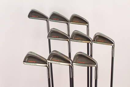 Cobra Baffler Blade Iron Set 3-PW SW Lady Cobra Kunnan Shaft Graphite Ladies Right Handed 36.5 in