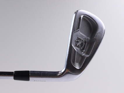 Callaway 2009 X Forged Single Iron 6 Iron Project X Flighted 6.5 Steel X-Stiff Right Handed 37.5 in