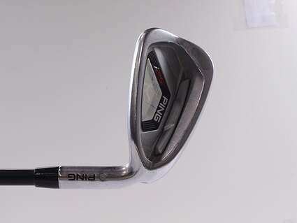 Ping I25 Single Iron 8 Iron Ping TFC 189i Graphite Regular Right Handed Green Dot 37 in