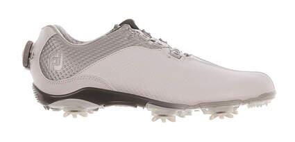 New Womens Golf Shoe Footjoy DNA Medium 8 White/Grey MSRP $160