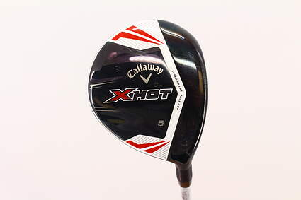 Callaway 2013 X Hot Fairway Wood 5 Wood 5W 19* Project X PXv Graphite Regular Right Handed 42.75 in