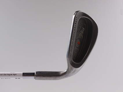Ping Eye 2 Single Iron 8 Iron Stock Steel Shaft Steel Regular Right Handed Orange Dot 36.5 in