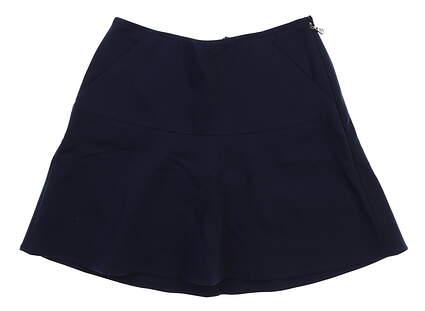 New Womens Ralph Lauren Golf Skort Size 4 Navy Blue MSRP $125