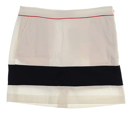 New Womens Ralph Lauren Golf Skort Size 4 Multi MSRP $145