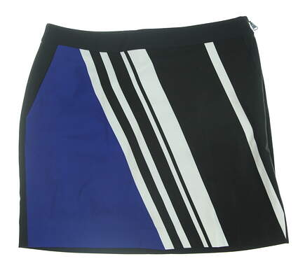 New Womens Ralph Lauren Golf Skort Size 6 Multi MSRP $145