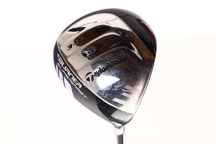 TaylorMade Burner Superfast Fairway Wood 3 Wood 3W 15* TM Matrix Ozik Xcon 4.8 Graphite Ladies Right Handed 42.5 in