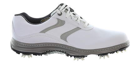 New Mens Golf Shoe Footjoy Contour Series Wide 9 White MSRP $110 54106