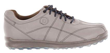 New Mens Golf Shoe Footjoy VersaLuxe 10.5 Gray MSRP $170 57250