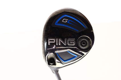 Ping 2016 G Fairway Wood 5 Wood 5W 17.5* ALTA 65 Graphite Regular Left Handed 42.25 in