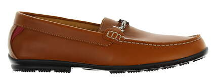 New Mens Golf Shoe Footjoy Country Club Casuals 13 Brown MSRP $160 79008