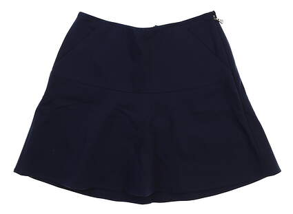 New Womens Ralph Lauren Golf Skort Size 8 Blue MSRP $135