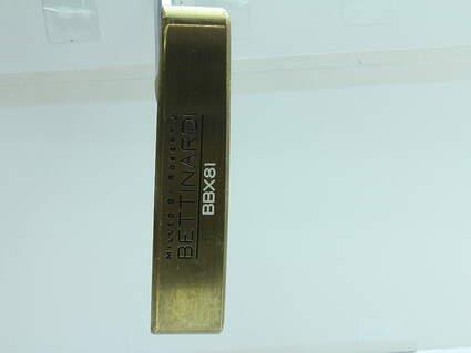 Bettinardi BBX-81 Putter Steel Right Handed 35 in
