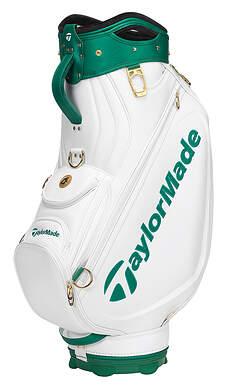 TaylorMade 2019 Season Opener Staff Bag Augusta Edition White Green Gold