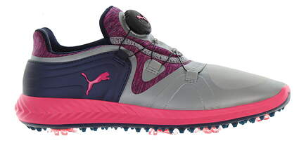 New Womens Golf Shoe Puma IGNITE Blaze Sport Disc Medium 6 Gray MSRP $120