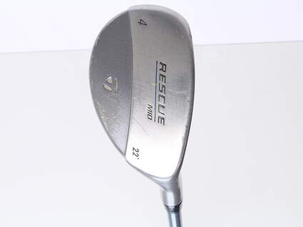 TaylorMade Rescue Mid Hybrid 4 Hybrid 22* TM M.A.S.2 Graphite Ladies Right Handed 38.5 in