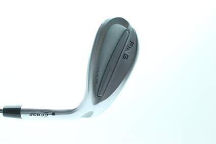 Ping Glide Wedge Lob LW 58* Ping CFS Steel Wedge Flex Right Handed Black Dot 35.25 in