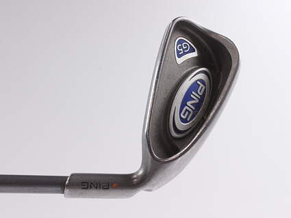 Ping G5 Single Iron 4 Iron Ping TFC 100I Graphite Senior Right Handed Orange Dot 38.25 in