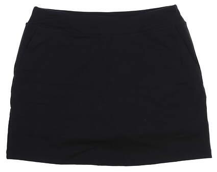New Womens Footjoy Golf Skort Size X-Large XL Black MSRP $75