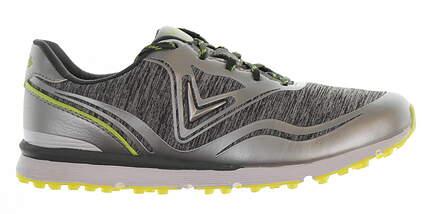 New Womens Golf Shoe Callaway Solaire Medium 11 Gray MSRP $95
